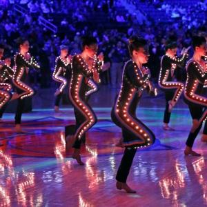 LED Light-up Suits by TLC