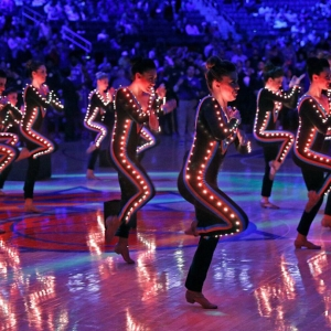 LED Light-up Suits by TLC