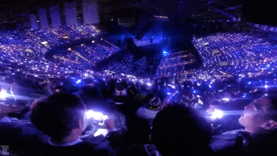Nu Skin event: Xylobands lighting up everyone