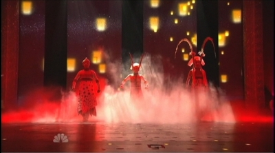 Cirque du Soleil fog effects by TLC Creative