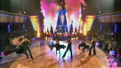 TLC Fog Effects on Dancing With The Stars