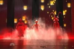 Cirque du Soleil fog effects by TLC Creative