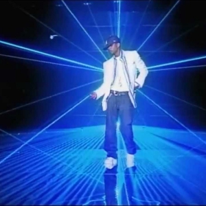 USHER Yeah lasers by TLC Creative
