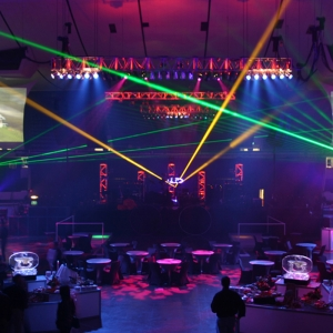 TLC Creative Lasers Video Technical Production