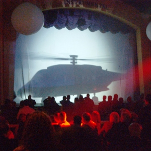 TLC Video Reveal Helicopter