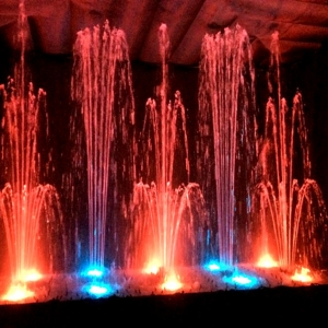 water-shows