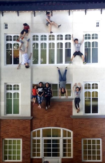 Defy Gravity People