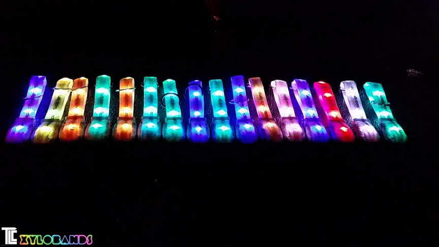 RGB Xylobands