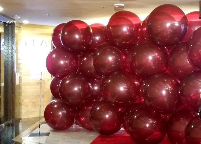 Balloon Wall TLC