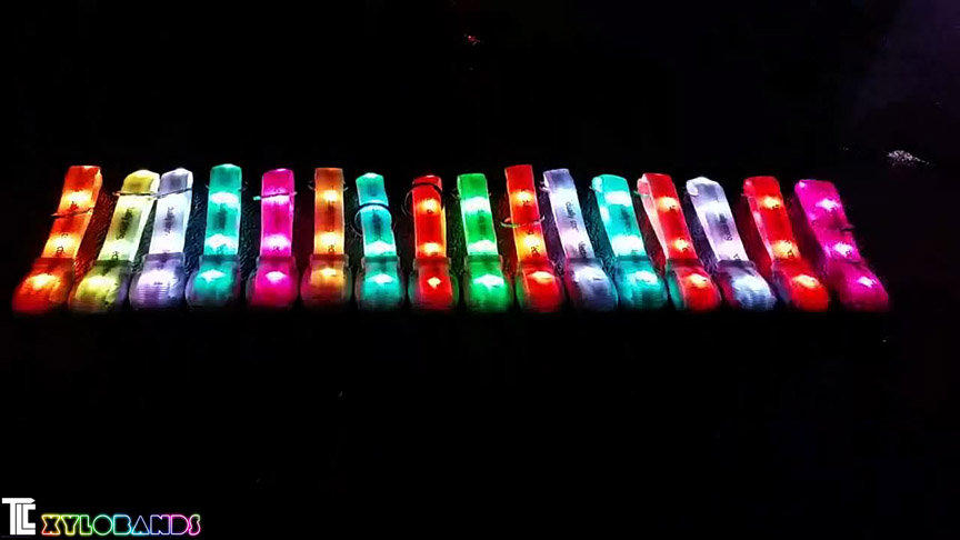 Xylobands RGB