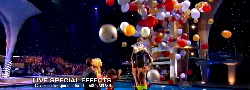 balloon drops by TLC