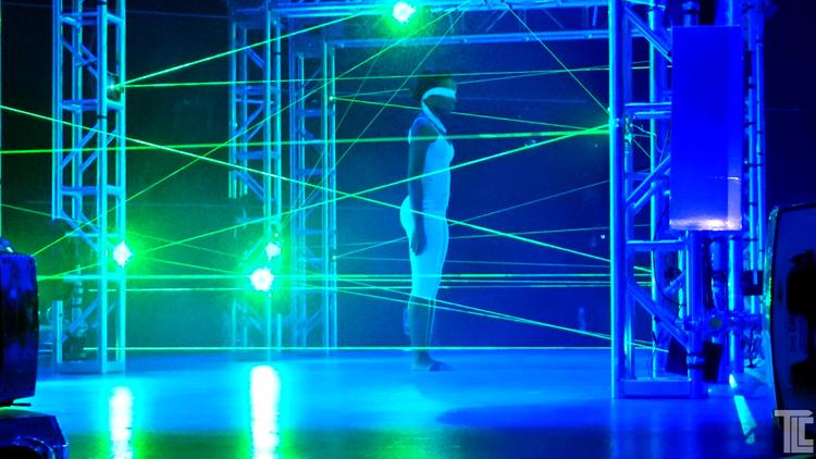 lasers by TLC