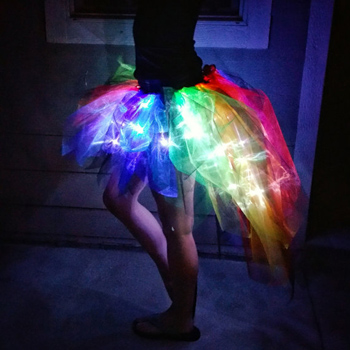 Custom LED light up costumes