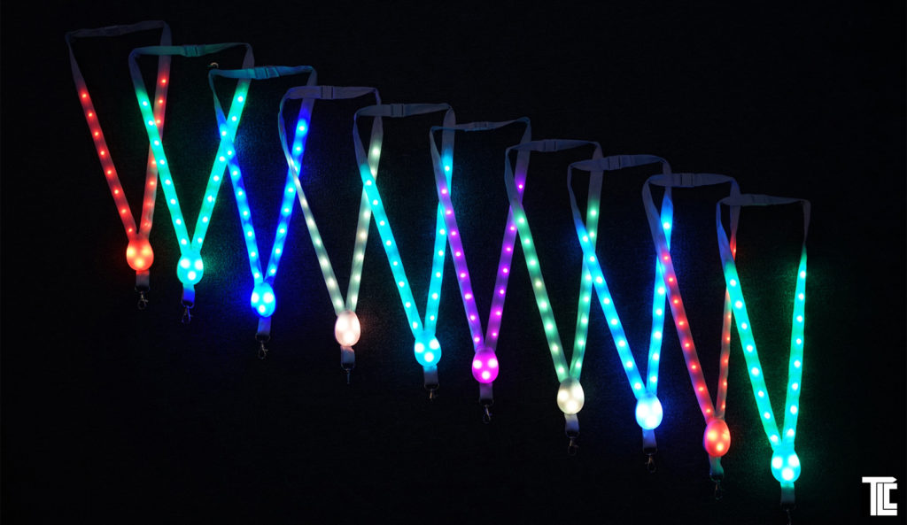 led-lanyards