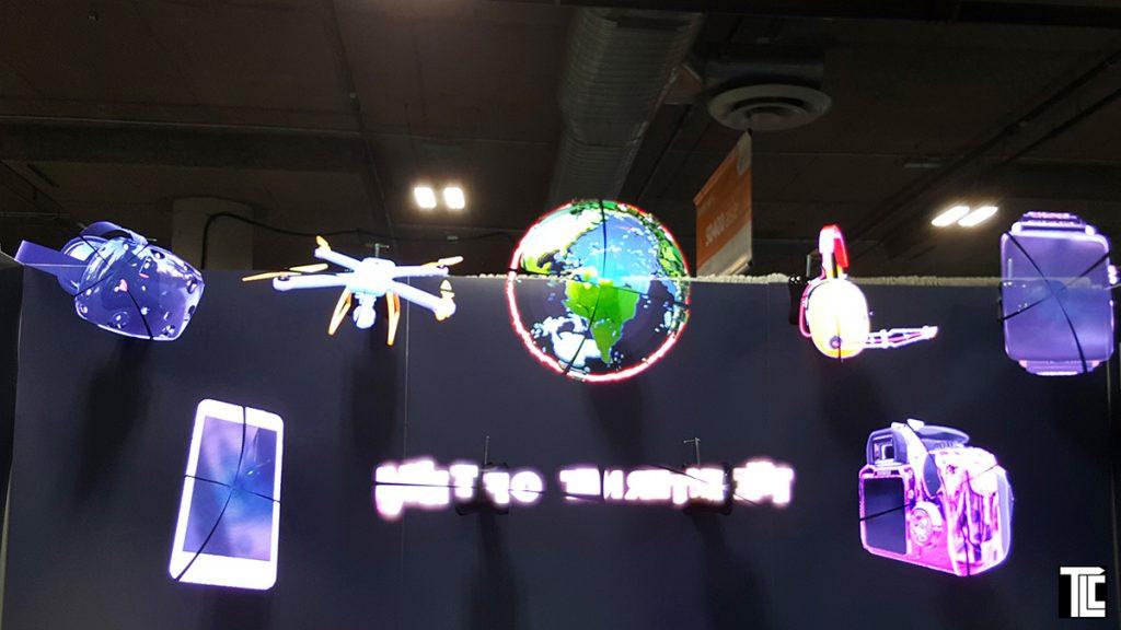 Hypervsn Floating Video | Hypervsn Hologram | TLC Creative