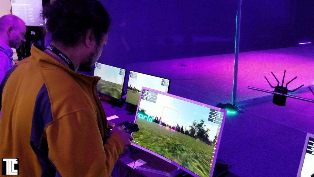indoor-drone-racing
